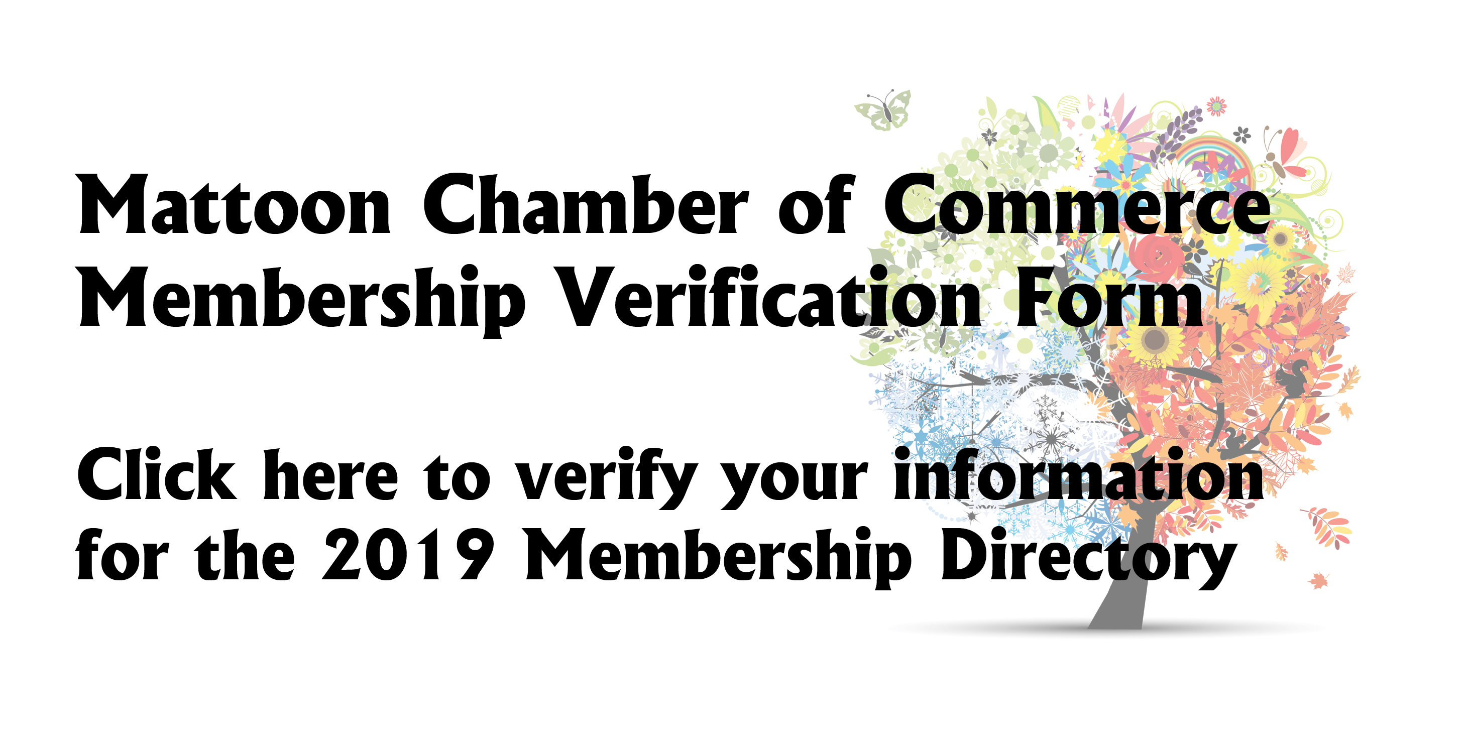 2018 Directory Membership Verification Form