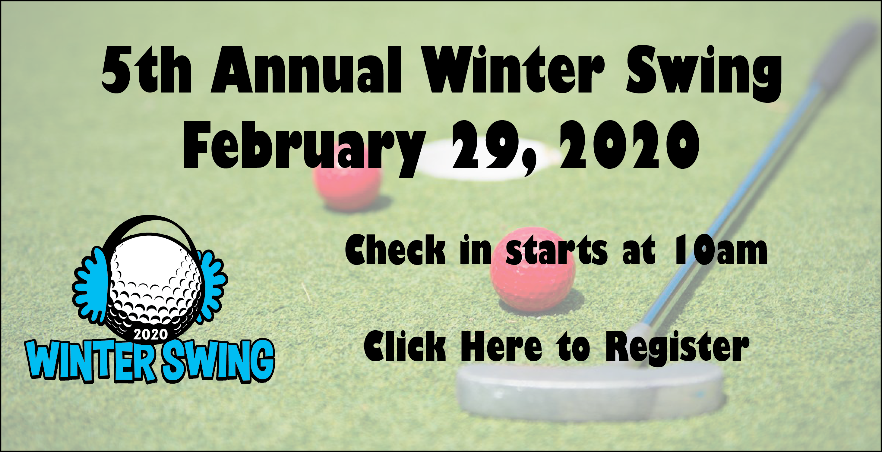 Winter Swing @ Mattoon Eagles Club