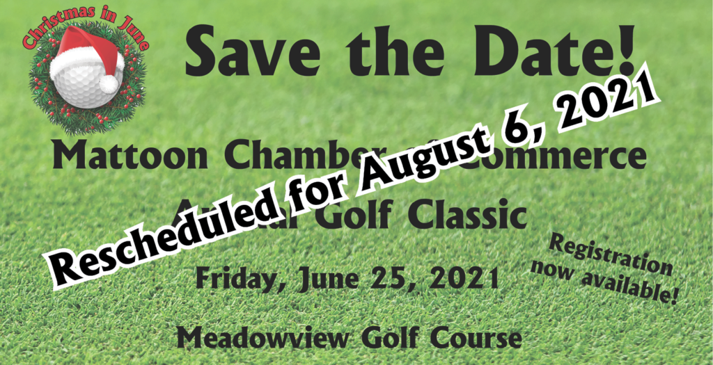 Annual Golf Classic @ Meadowview Golf Course