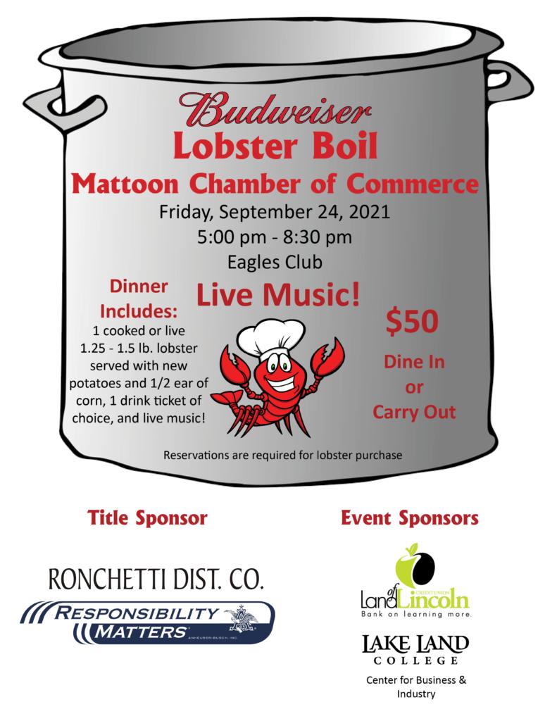 Lobster Boil @ Eagles Club