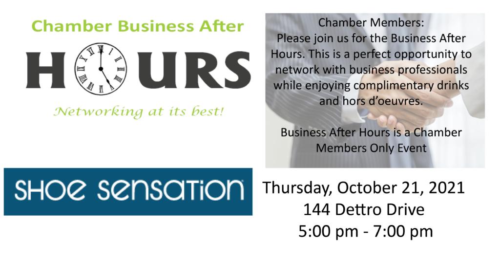 Business After Hours @ Shoe Sensation