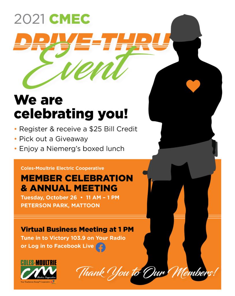 2021 CMEC Drive-Thru Event @ Peterson Park