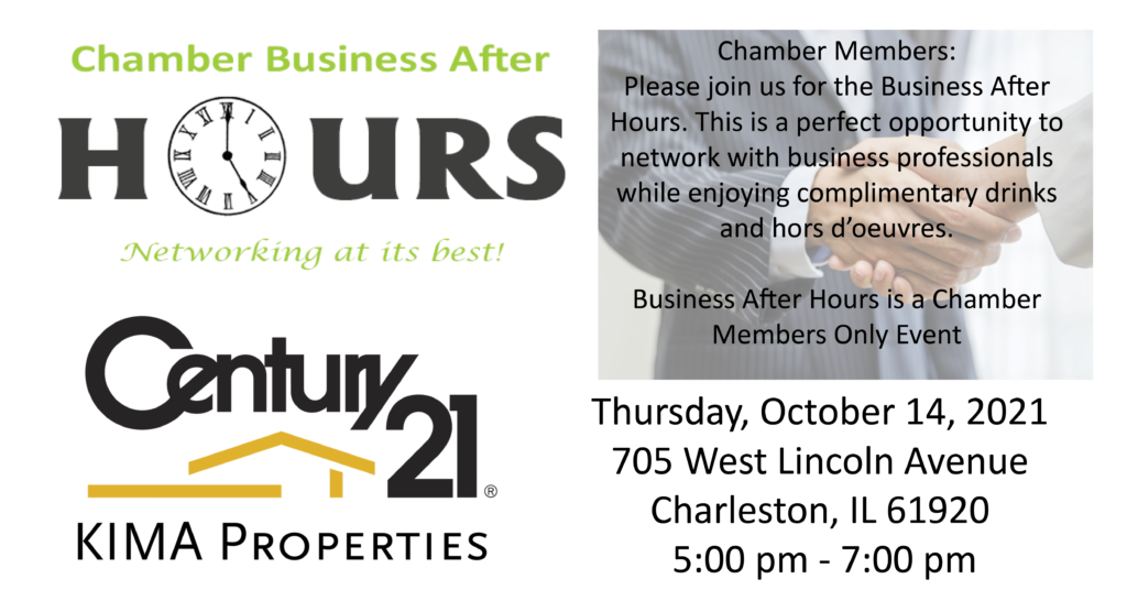 Business After Hours @ Century 21/KIMA Properties